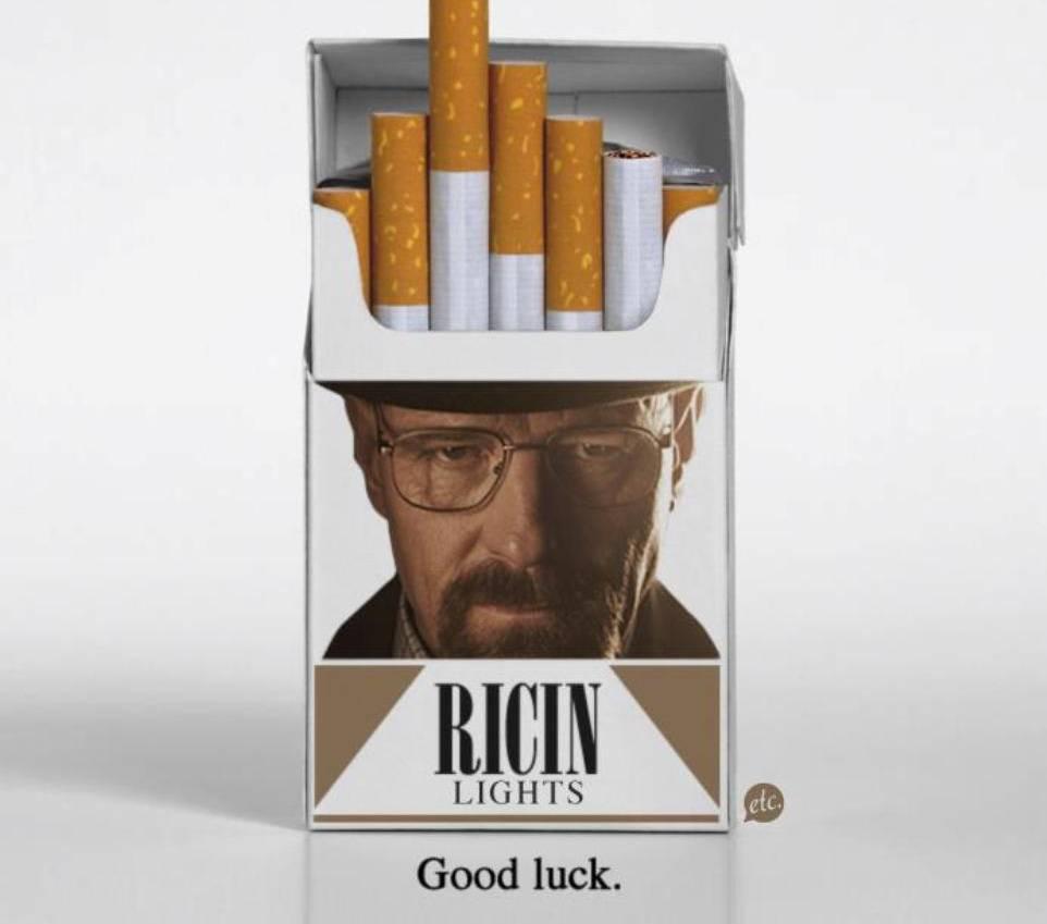 Breaking Bad Ricin