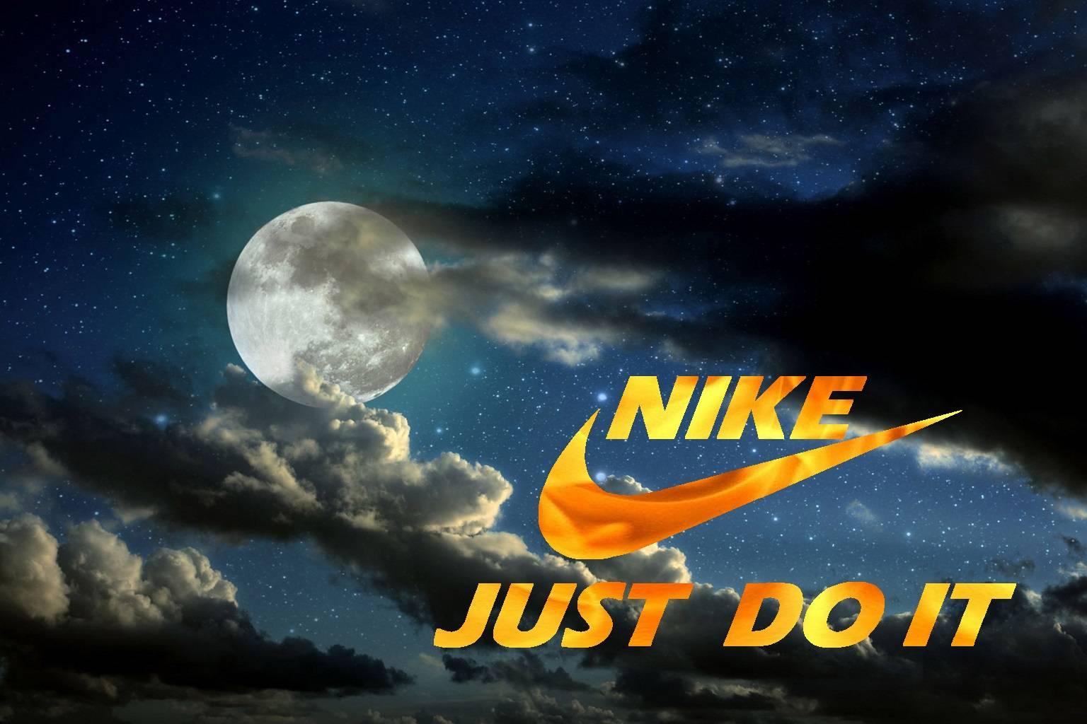 Nike in the sky