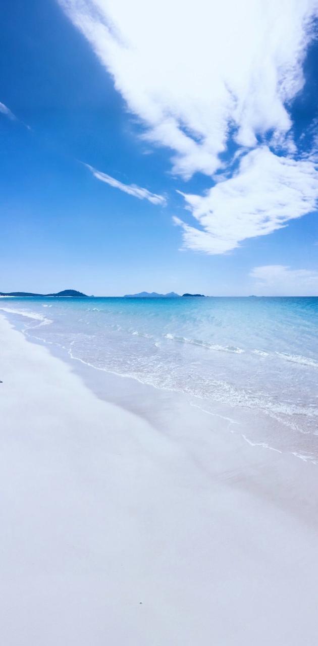 4K Cozy Beach