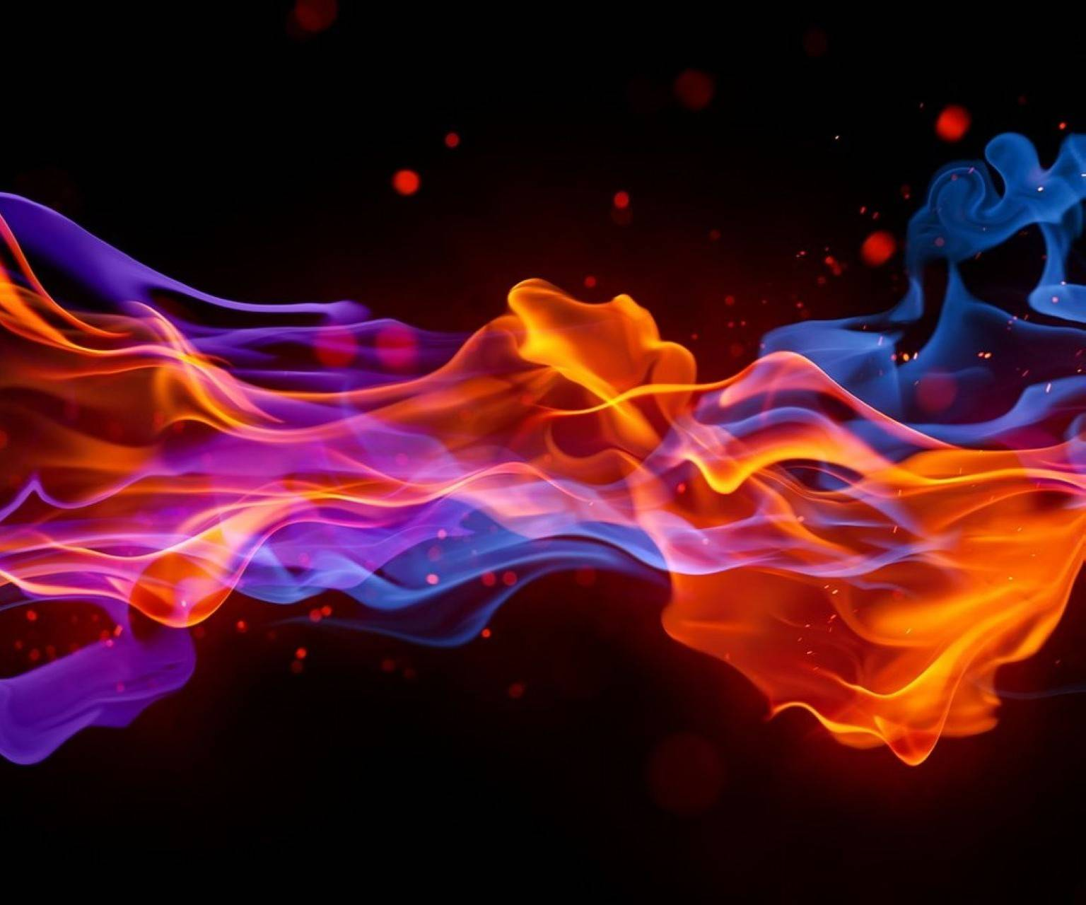 Burning Colors