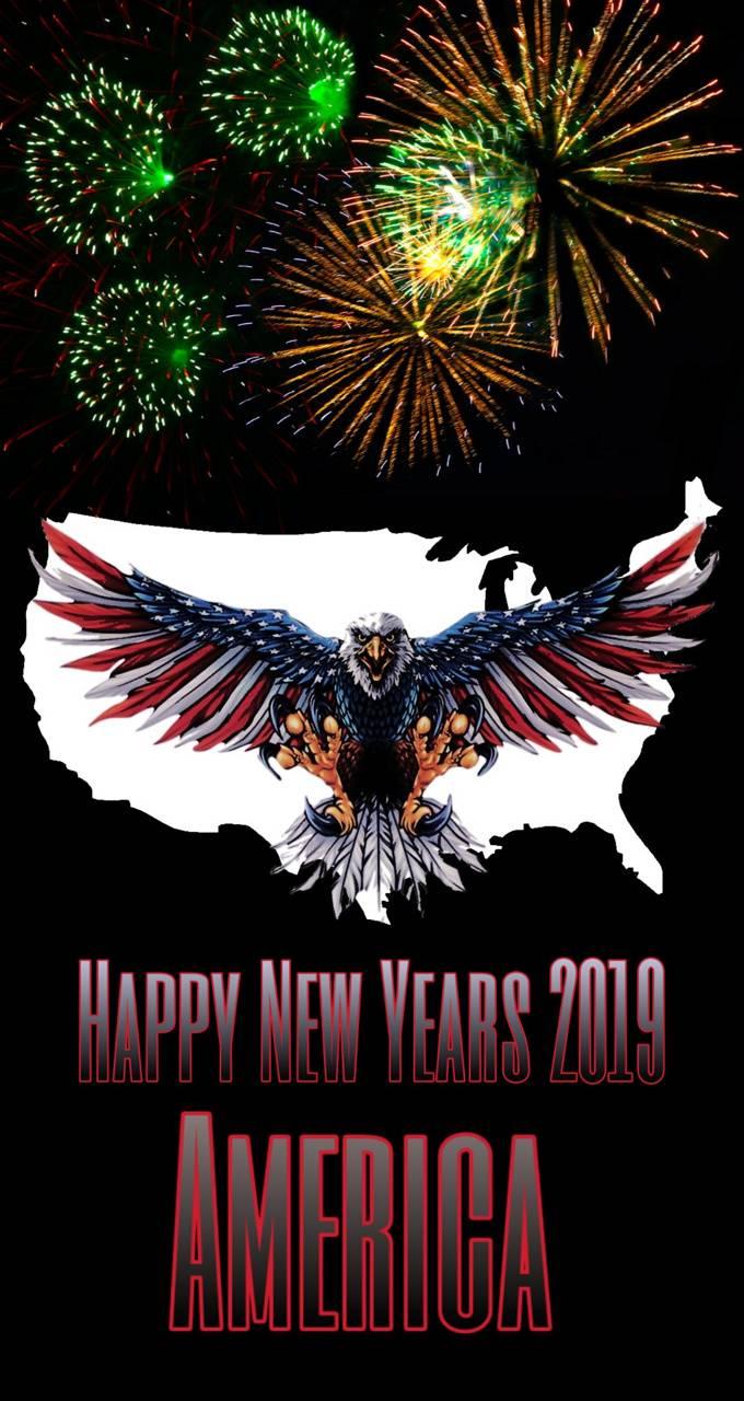 NewYears America