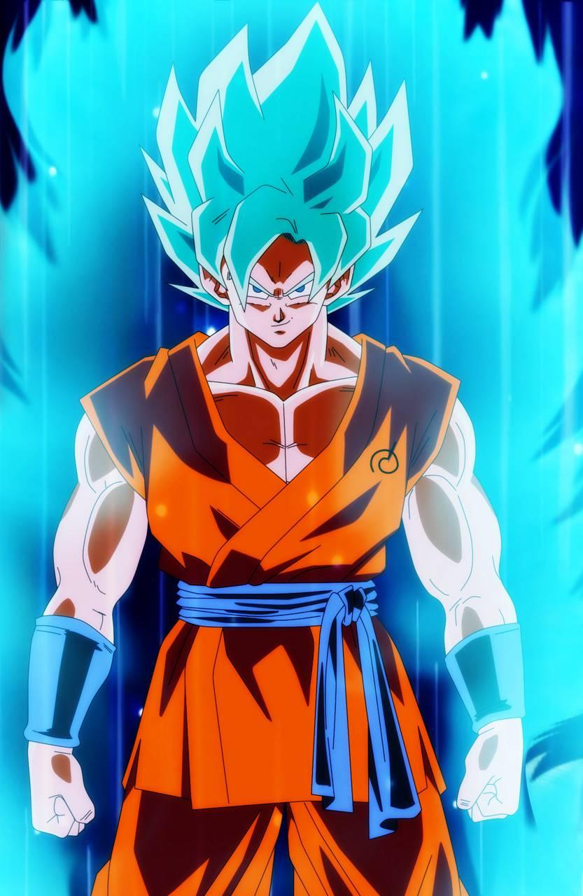 Goku Ssj Blue Wallpaper By Silverbull735 95 Free On Zedge