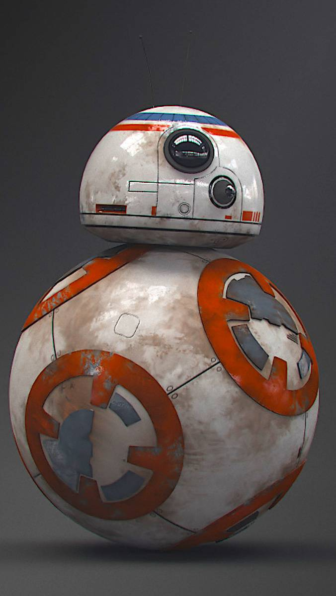 Bb8 Droid Wallpaper By Greenhead185 0d Free On Zedge