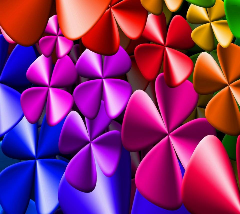 Colorful Clover