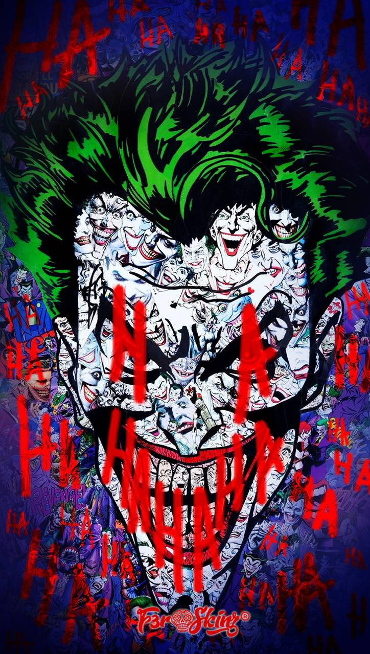 Joker Ha Ha Ha