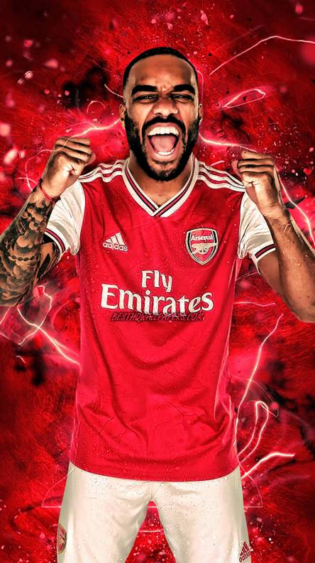 Alexandre Lacazette Wallpapers Free By Zedge