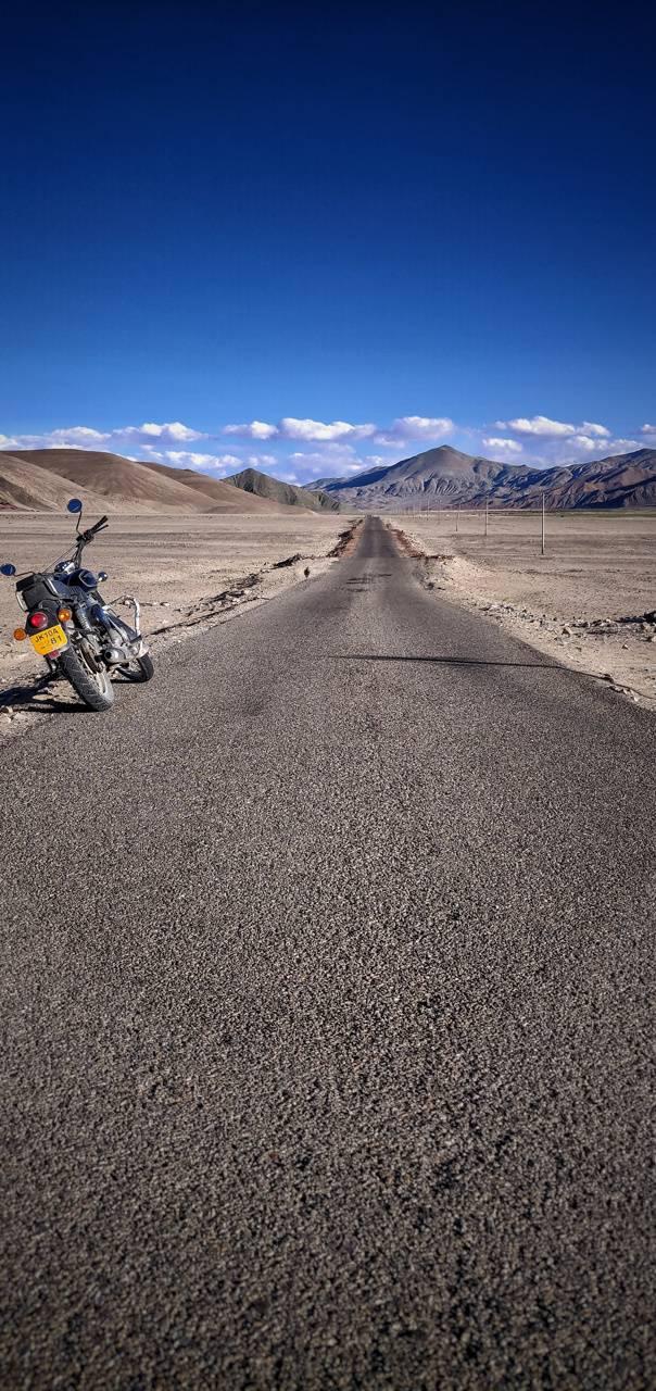 Bikes love roads
