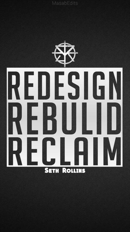 Seth Rollins 2016
