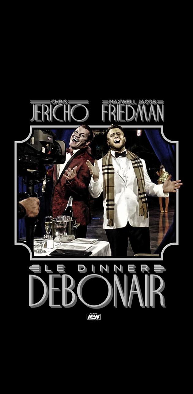 Jericho and MJF