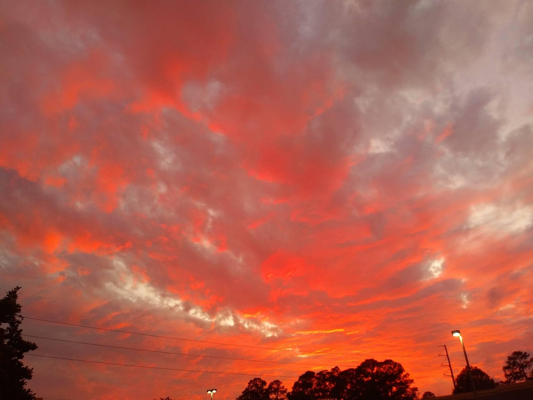 Fire in the Sky