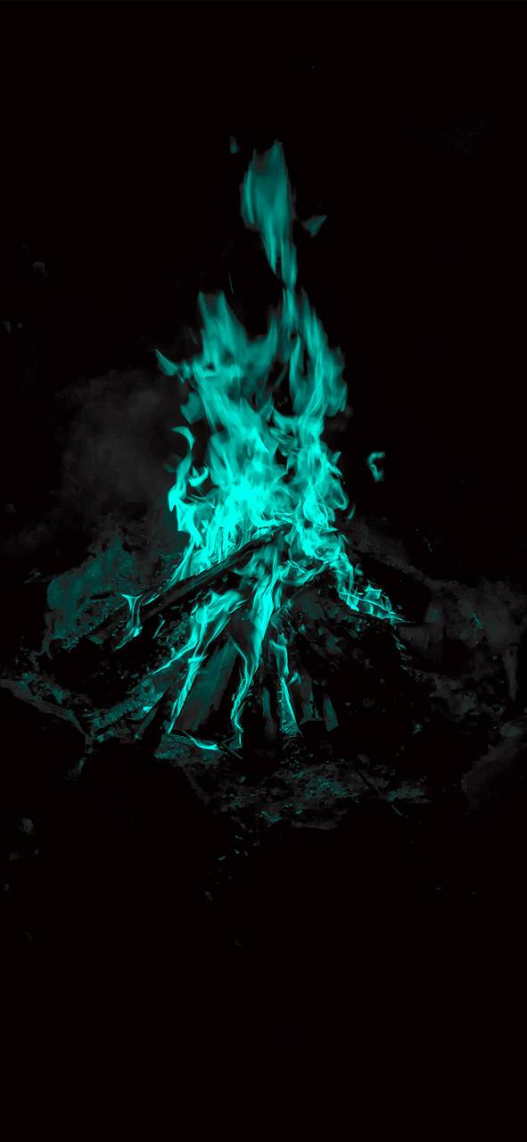 Blue CampFire