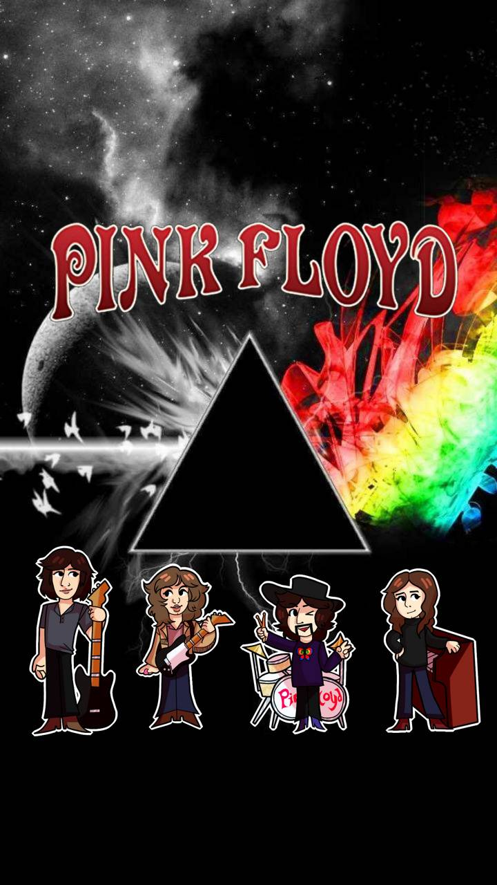 Pink Floyd Toonz