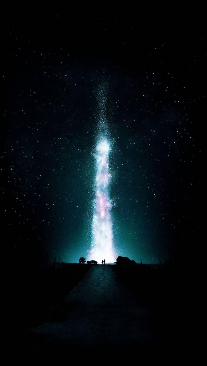 Sky galaxy