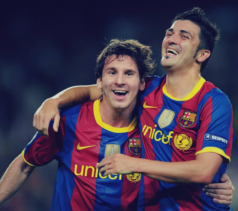 Messi I Villa
