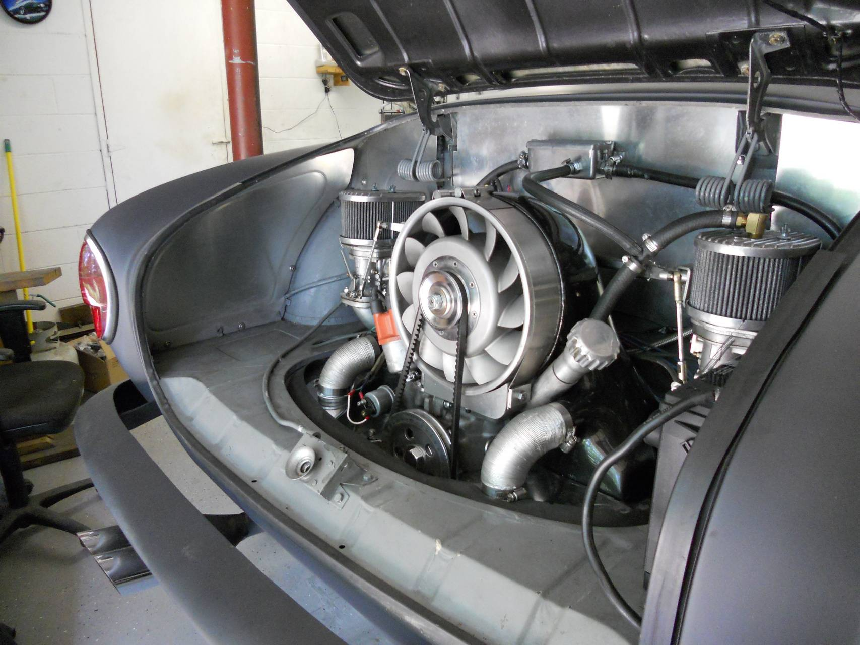 VW KARMANNGHIAEngine