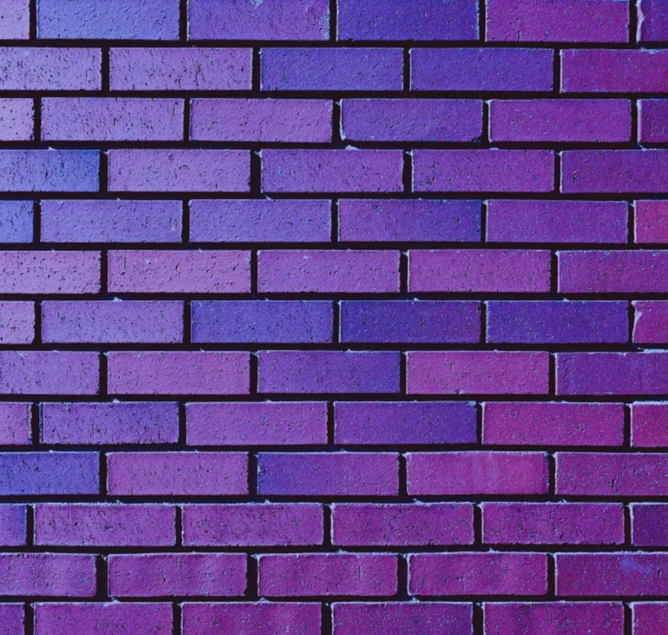 wall purple