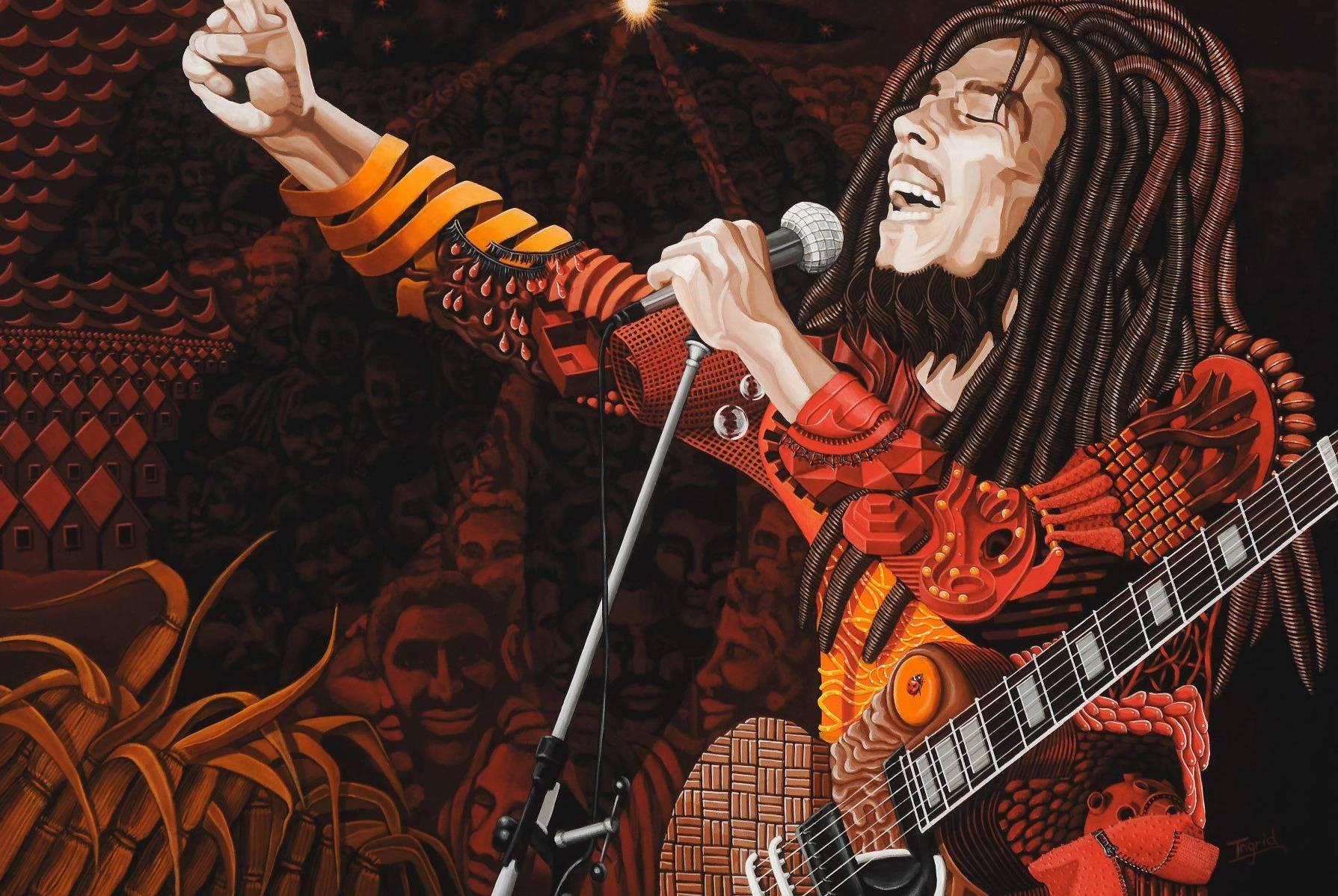 Legend Marley