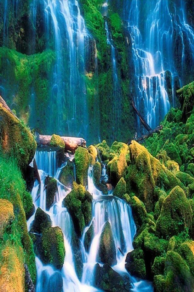 Super Waterfall view
