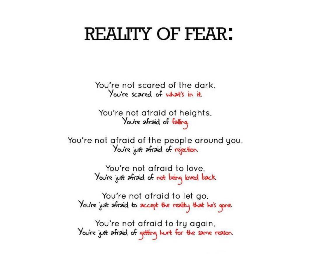 Reality of fear Wallpaper by _RoHaN__DeSaI_ - 15
