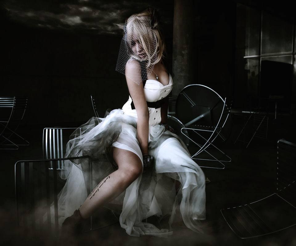Sp Wedding Dress