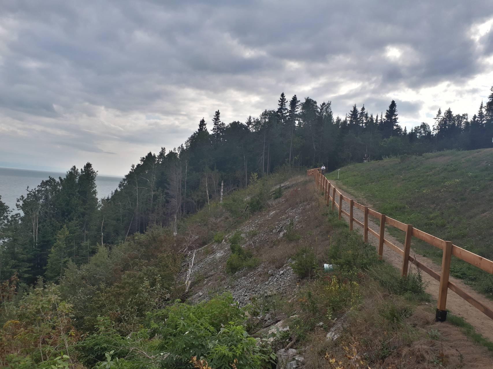 Charlevoix view