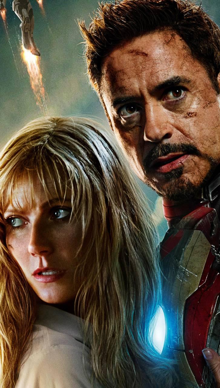 Iron Man 3 2013 Mov