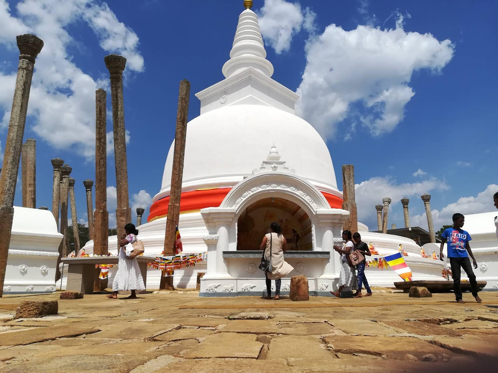 tuparama temple