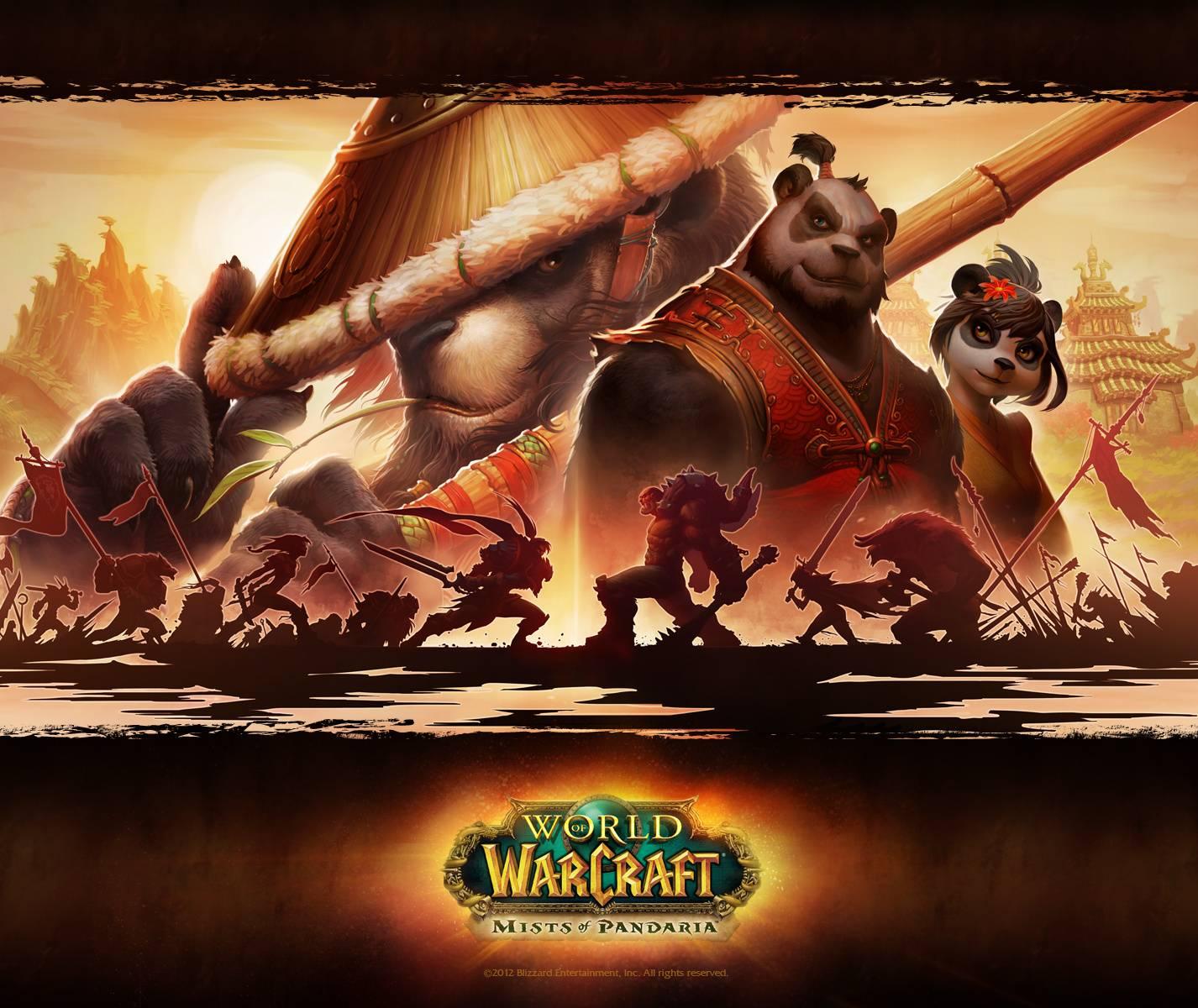 Warcraft Pandaria