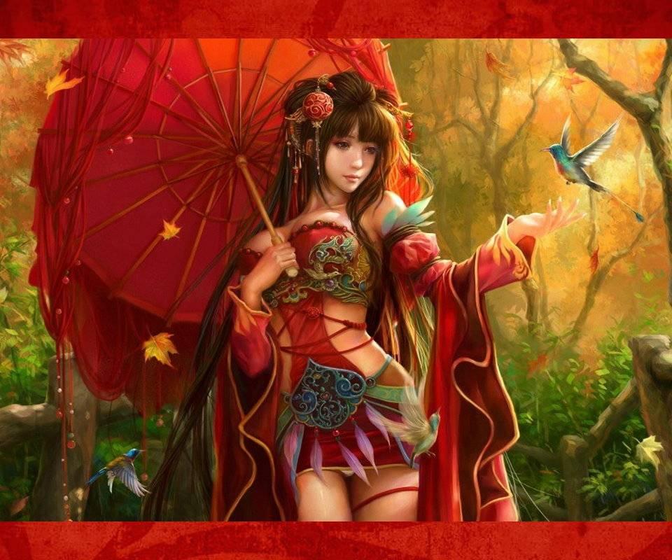 Geisha Oriental