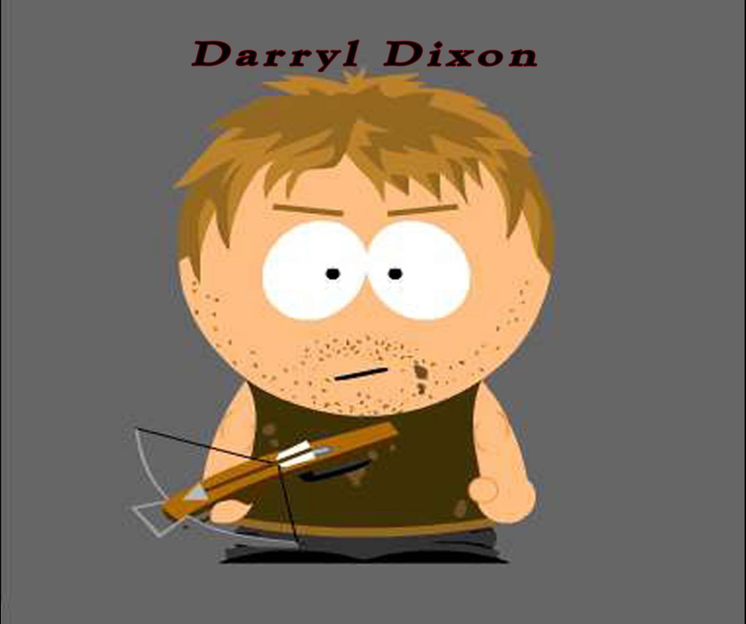 Darryl South Park