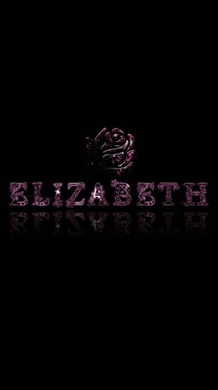 Elizabeth Aztec font