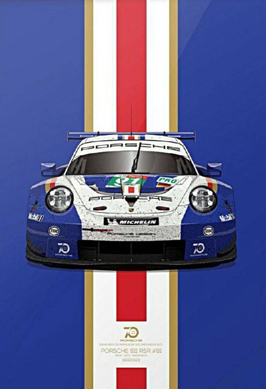 Porsche Le Mans 18