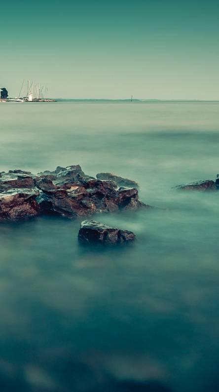 Fog In The Sea