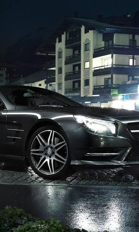Merc SL400