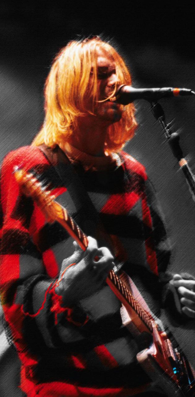 Kurt Cobain - Chief