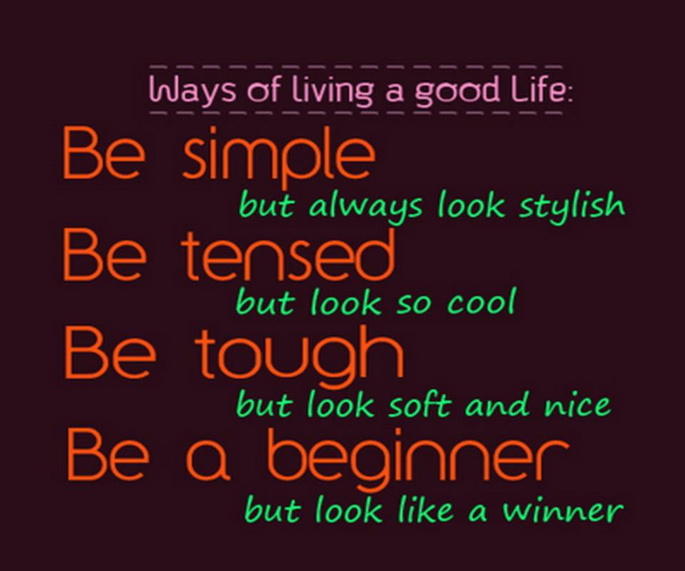 Good Life Hd