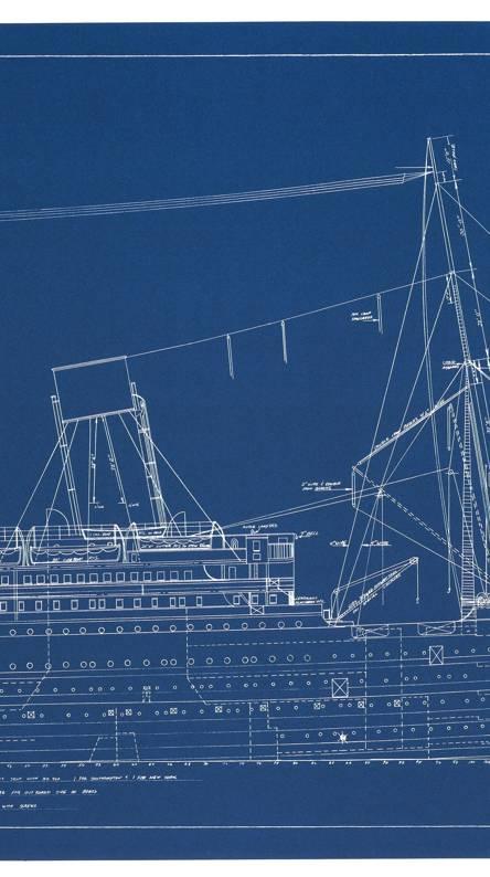 Titanic Blueprints