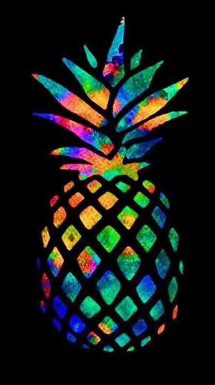 Pineapple colour