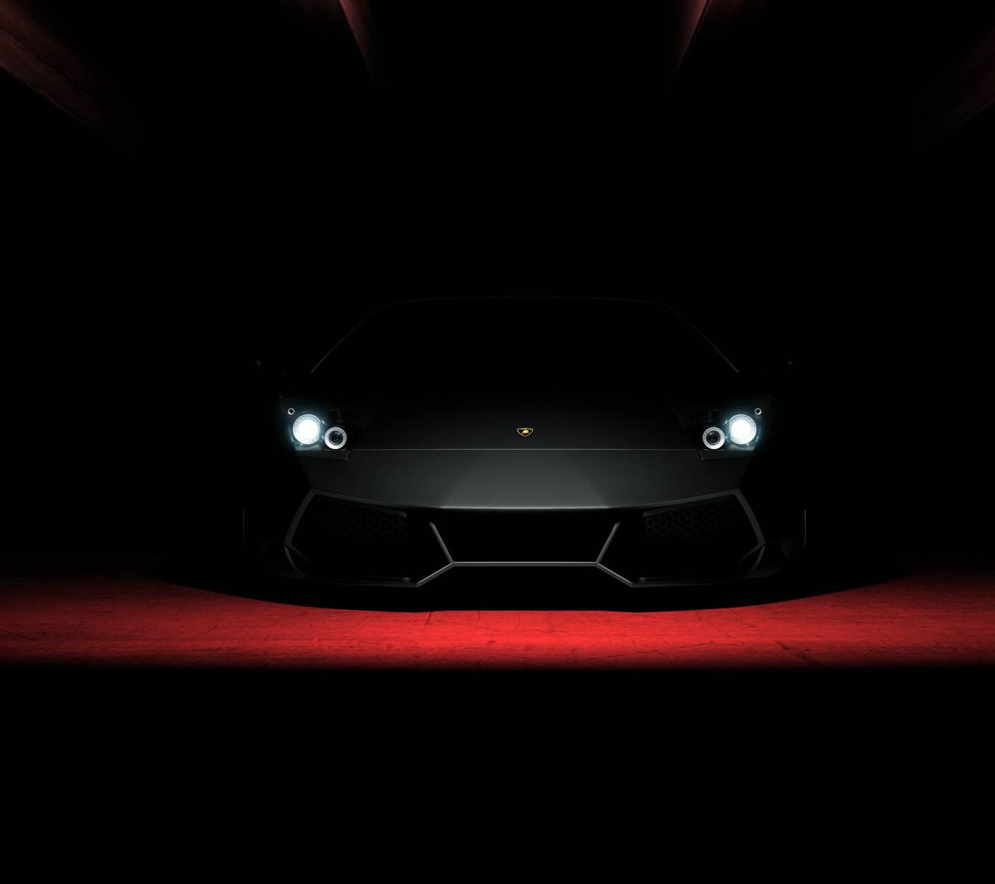 Lamborghini Red