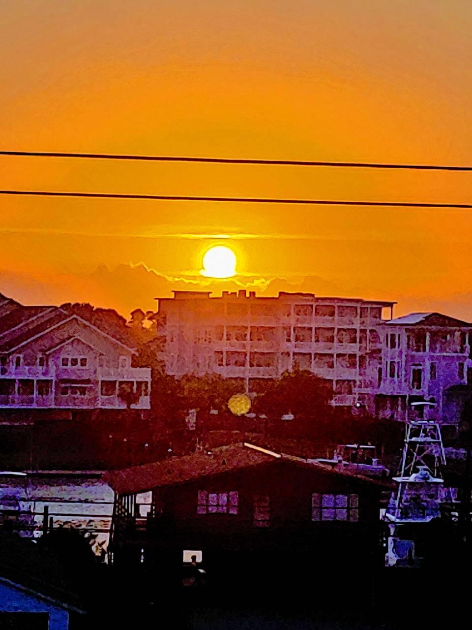 Sundown beauty