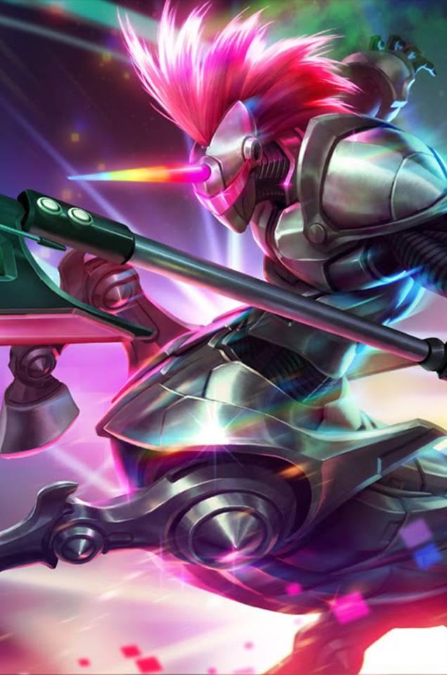 Arcade Hecarim Wallpaper by mvp2630 - 50 - Free on ZEDGE™