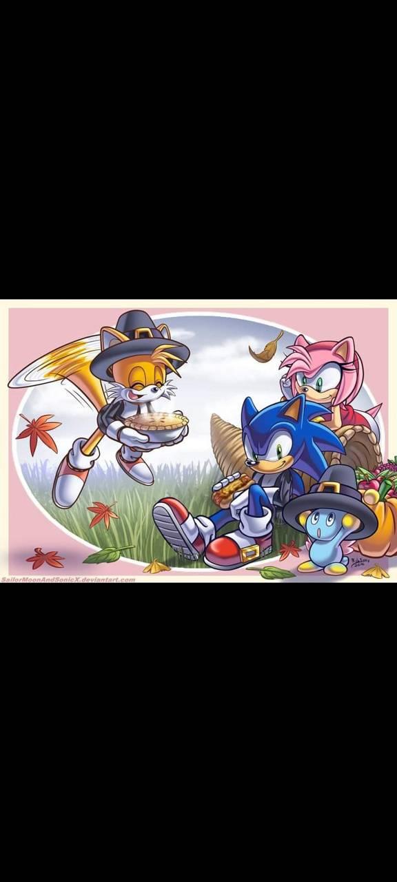 Sonic Thanksgiving