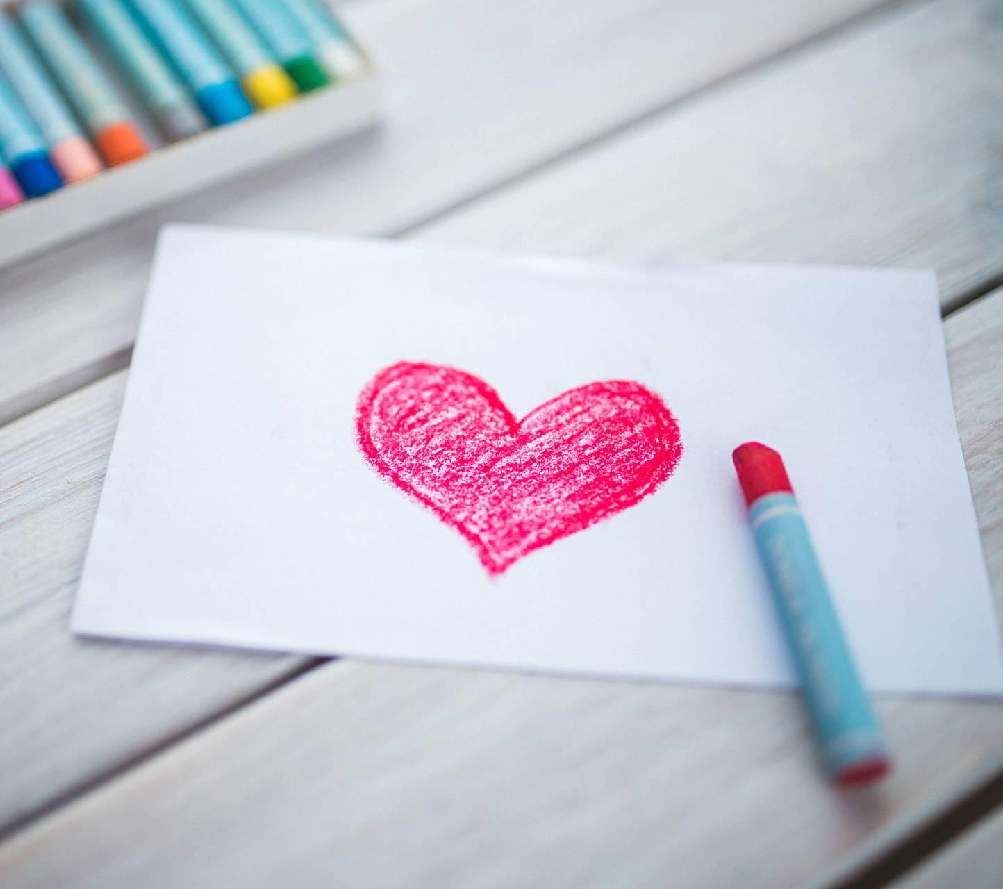 Heart art 5