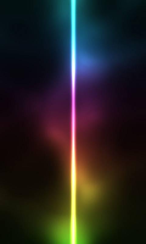 Colorful Beam