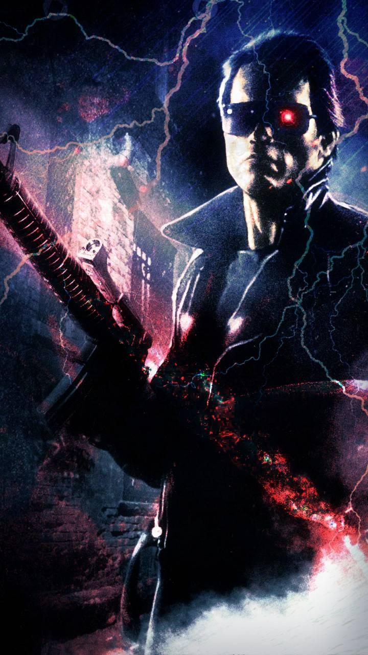 Terminator wallpaper by ReposteroTDZ
