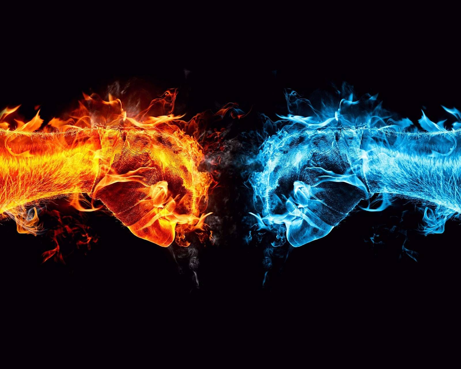 Fire Ice Conflict
