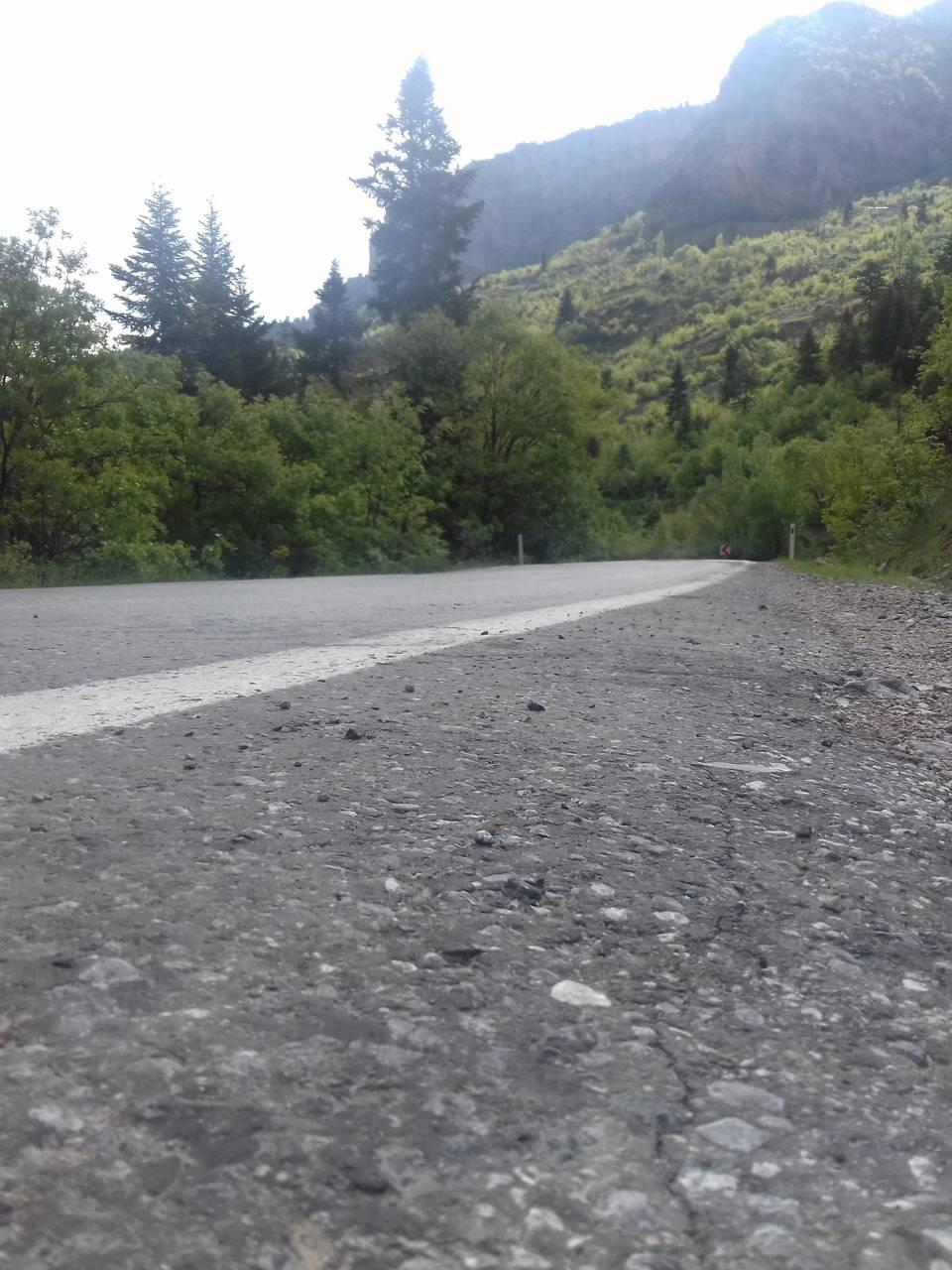 Road naturel
