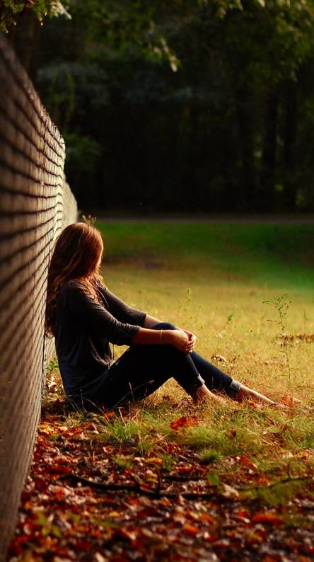 alone sad girl wallpapers free by zedge