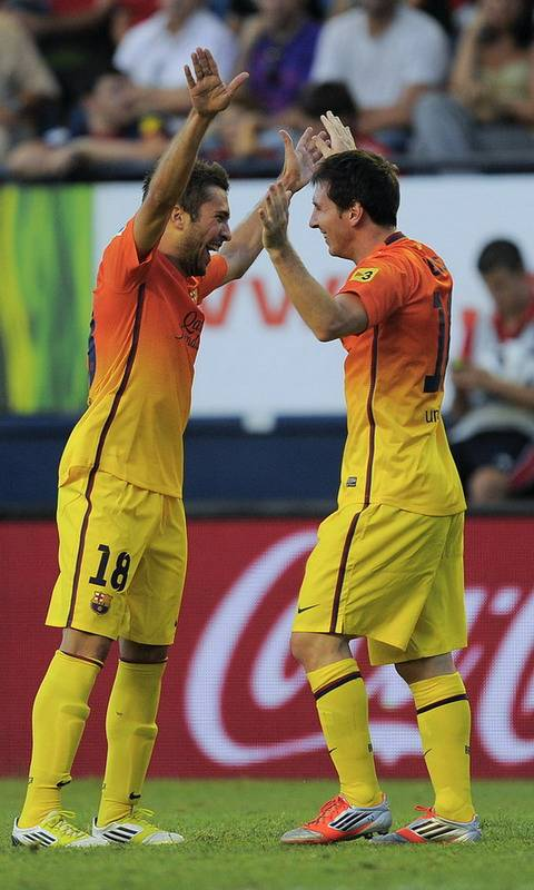 Alba I Messi