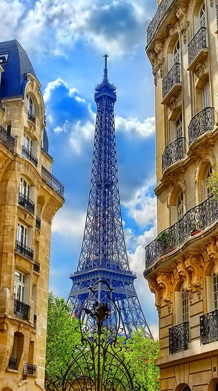 Paris Ringtones And Wallpapers